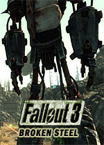 Fallout 3: Broken Steel box art