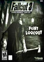 Fallout 3: Point Lookout box art