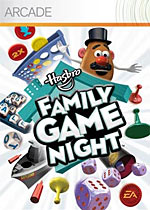 Hasbro Family Game Night box art