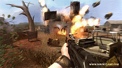 Far Cry 2 Preview For Pc