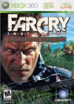 Far Cry Instincts: Predator box art