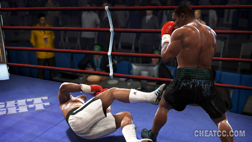 fight night round 4 ps3 review