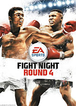 Fight Night Round 4 box art