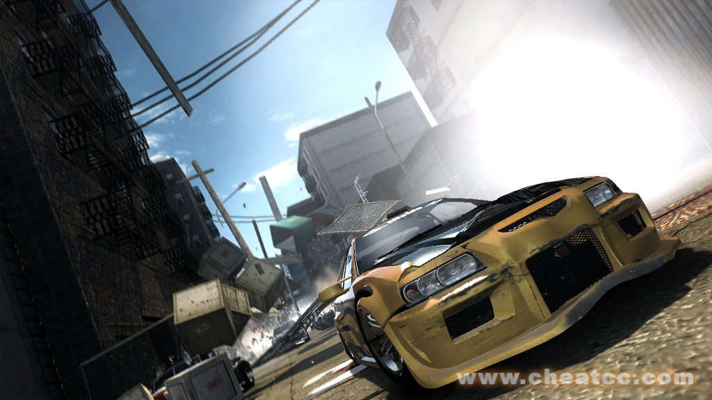 FlatOut: Ultimate Carnage Review for Xbox 360 (X360)