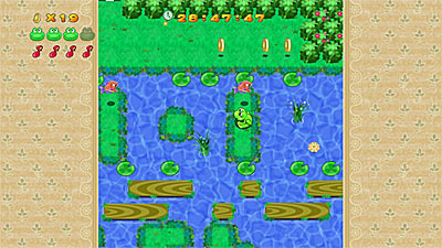 Frogger 2 screenshot