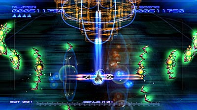 Galaga Legions screenshot