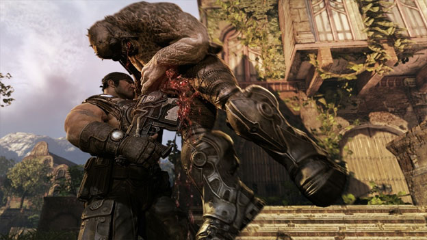Gears of War 3 Drawings Gears of War 3 Screenshot