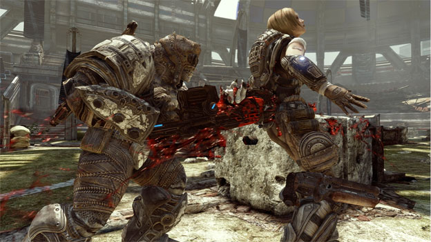 Gears of war porn picture
