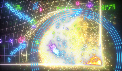 Geometry Wars: Retro Evolved 2 screenshot