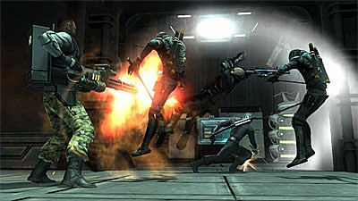 G.I. Joe: The Rise of Cobra screenshot