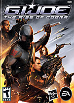 G.I. Joe: The Rise of Cobra box art