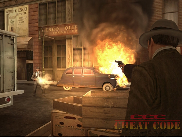 The Godfather: The Game Reviews, Preview, Screenshots ...