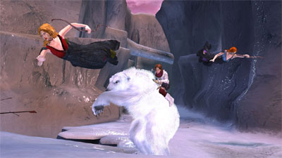 The Golden Compass screenshot