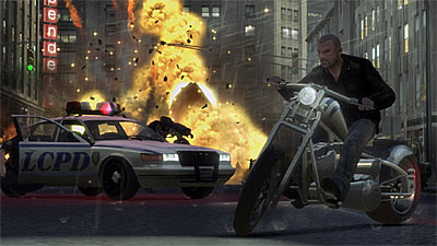 Grand Theft Auto IV: The Lost & Damned screenshot