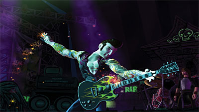 Guitar Hero II screenshot