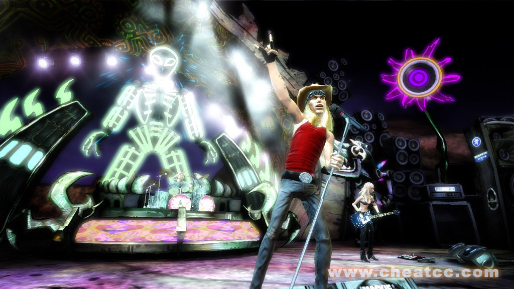 guitar hero iii review for xbox 360 x360. Black Bedroom Furniture Sets. Home Design Ideas