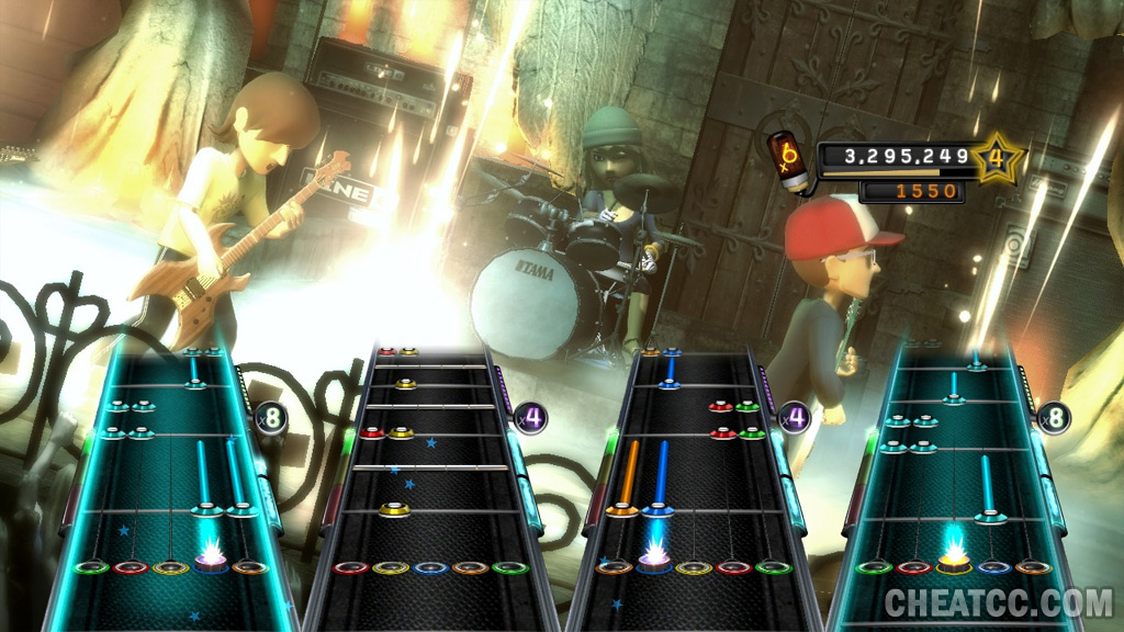 guitar hero 5 review for xbox 360. Black Bedroom Furniture Sets. Home Design Ideas