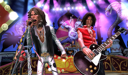Guitar Hero: Aerosmith screenshot