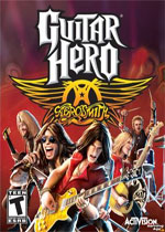 Guitar Hero: Aerosmith box art