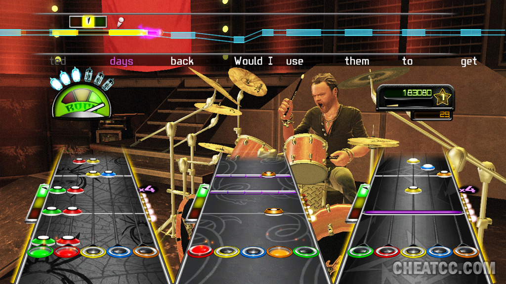 Guitar Hero Metallica Review For Xbox 360