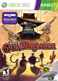 The Gunstringer Box Art