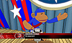 Hail to the Chimp screenshot