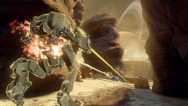 Halo 4: Castle Map Pack Screenshot
