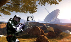 Halo: Fore! screenshot