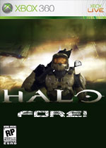 Halo: Fore! box art