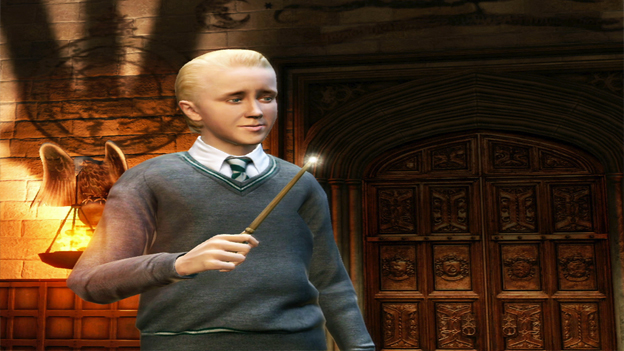 Harry Potter for Kinect Screenshot