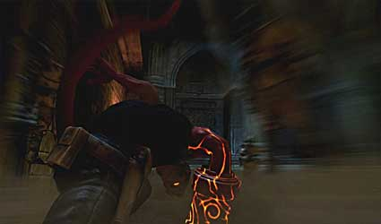 Hellboy: The Science of Evil screenshot