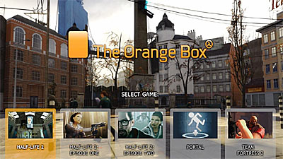 The Orange Box screenshot