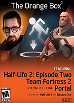 Half Life 2: Orange Box box art