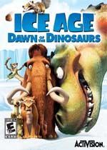 Ice Age: Dawn of the Dinosaurs box art