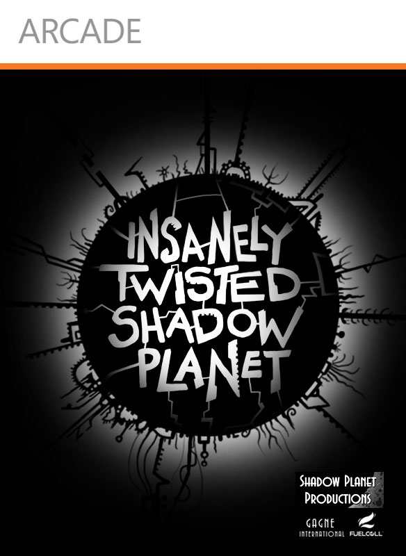 Insanely Twisted Shadow Planet Box Art