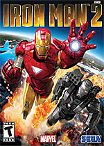 Iron Man 2 box art