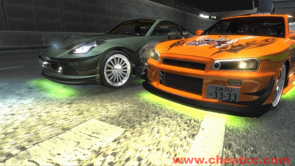Import Tuner Challenge Review Preview For Xbox 360 X360