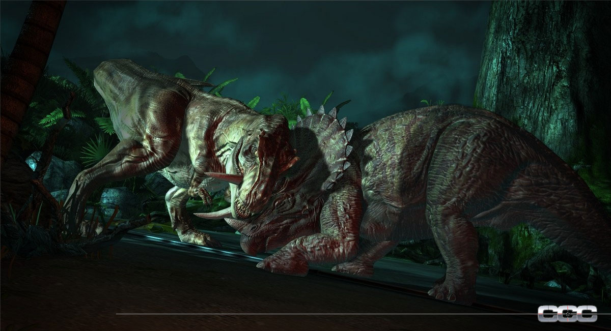 Jurassic Park: The Game image