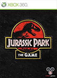 Jurassic Park: The Game Box Art