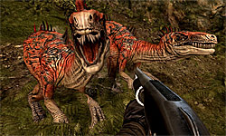 Jurassic: The Hunted  screenshot