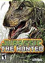 Jurassic: The Hunted  box art