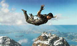 Just Cause 2 screenshot