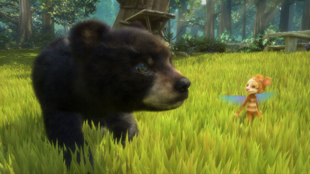 Kinectimals: Now With Bears! Screenshot