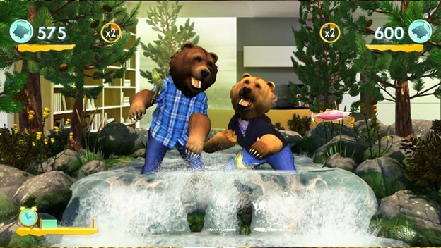 Kinect Sesame Street TV Screenshot