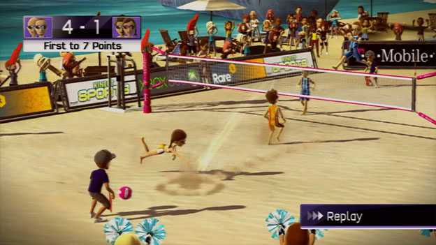 Kinect Sports screenshot