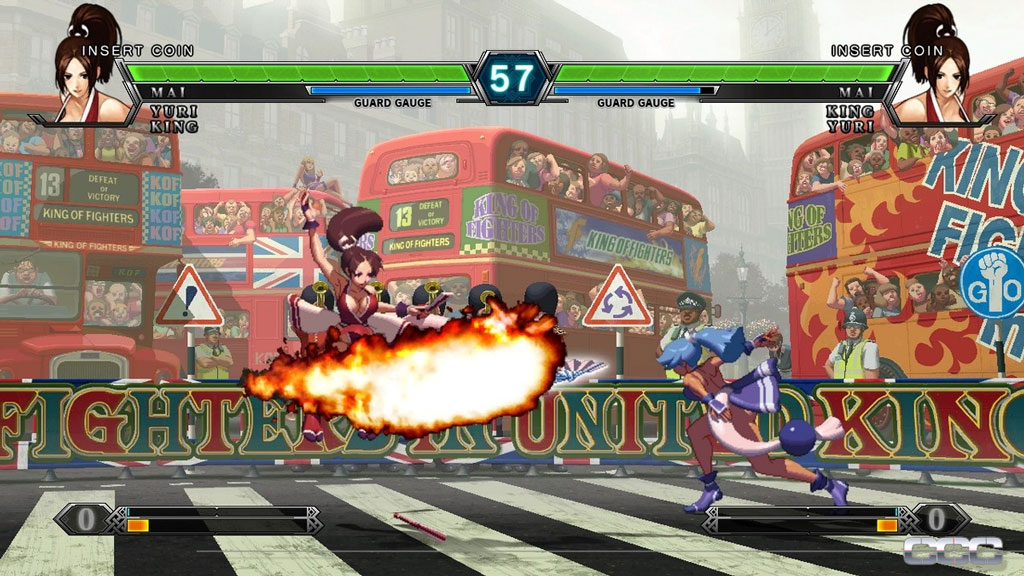 The King Of Fighters Xiii Slideshow For Xbox 360