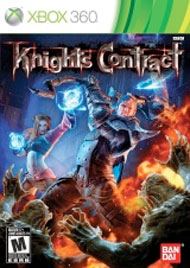 Knight's Contract Box Art