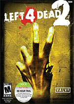 Left 4 Dead 2 box art