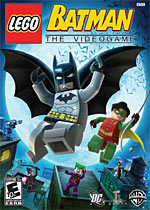 LEGO Batman box art