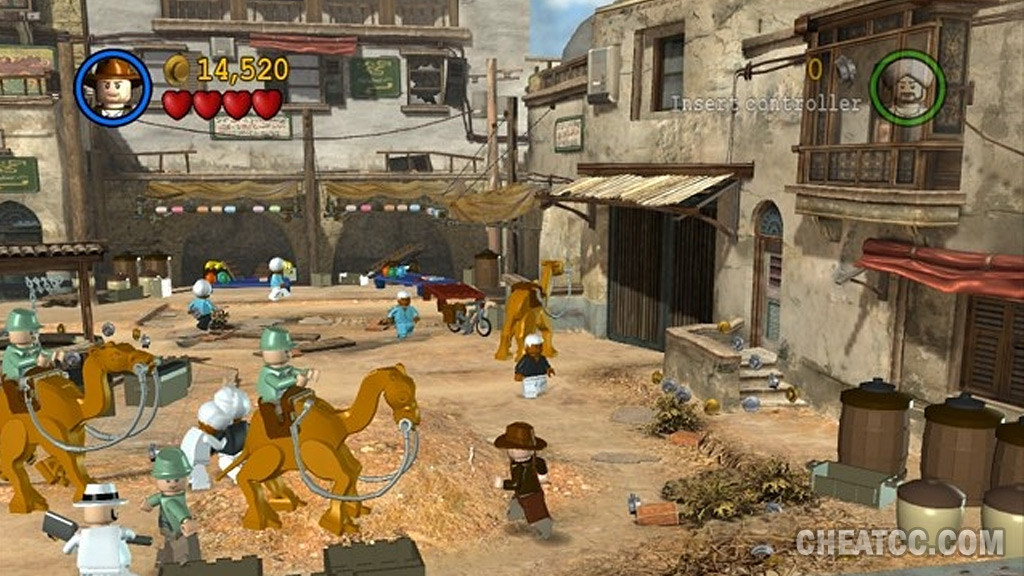 Lego indiana jones 2 the adventure continues review for nintendo wii lego indiana jones 2 the adventure continues screenshot click to enlarge publicscrutiny Image collections